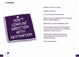 3. DIRECTION