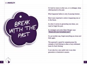 4. BREAK WITH PAST
